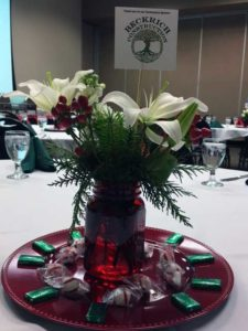 Beckrich Construction is proud sponsors of the Opportunity Council's Annual Holiday Luncheon